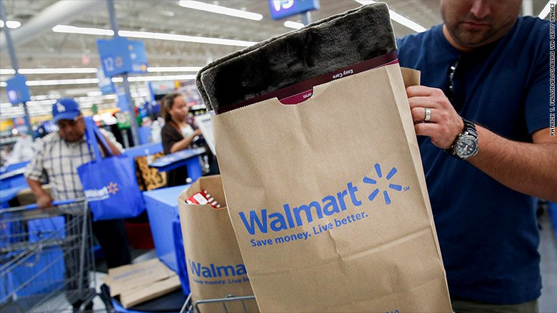 Walmart and Microsoft are teaming up to fight Amazon cnn.it/2ur4uG8