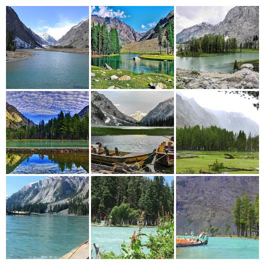 Mahodand Lake  is a lake located in the upper Usho Valley at a distance of about 40 km from Kalam, Swat District, Khyber Pakhtunkhwa province of Pakistan. The lake is accessible by a four-wheel drive vehicle, and is often utilized for fishing and boating. #PakistanAtAGlance<br>http://pic.twitter.com/6SaBht4Rdw