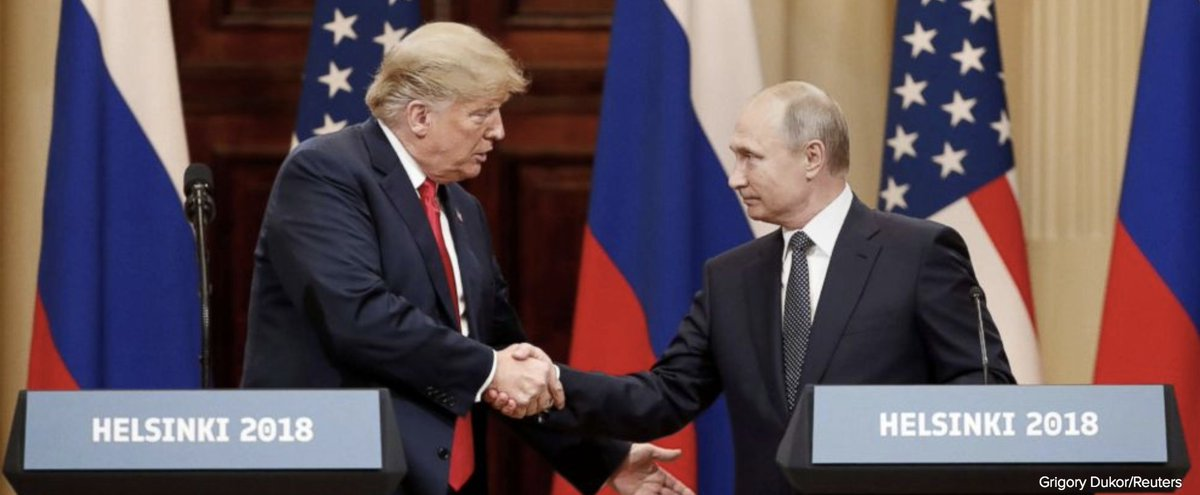 5 key moments from Trump and Putin on Russian-US election interference https://t.co/fRsX2E2ede via @maryaliceparks