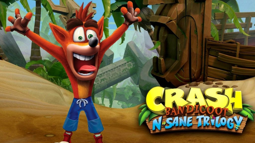 UK Charts: Crash Bandicoot N. Sane Trilogy Is #1 OnceAgain https://t.co/gWNaPjbCyl https://t.co/CRvzB8m7dM