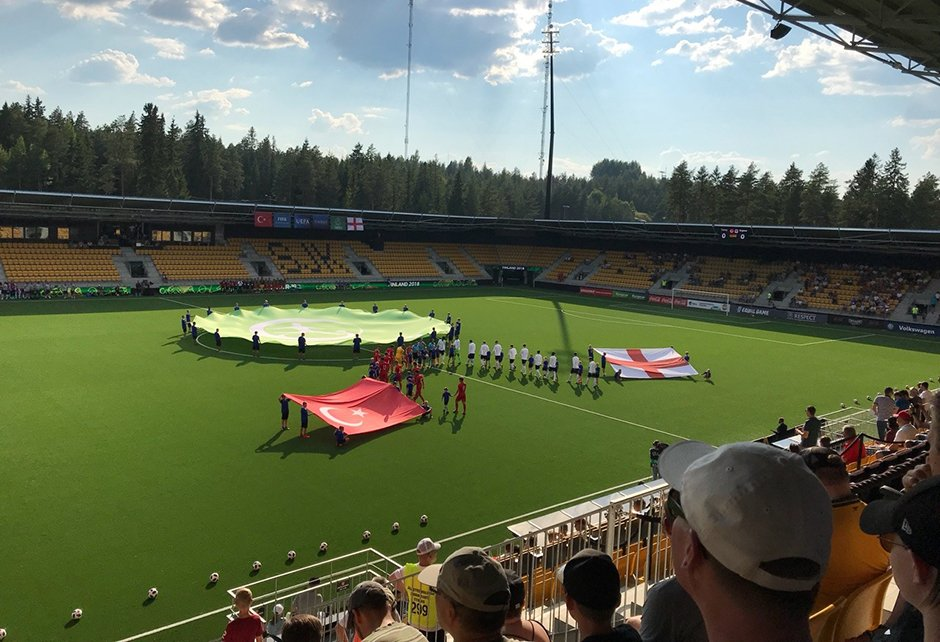 U19 Avrupa Futbol Şampiyonası'nda Türkiye, İngiltere'ye yenildi ntvspor.net/futbol/millile…