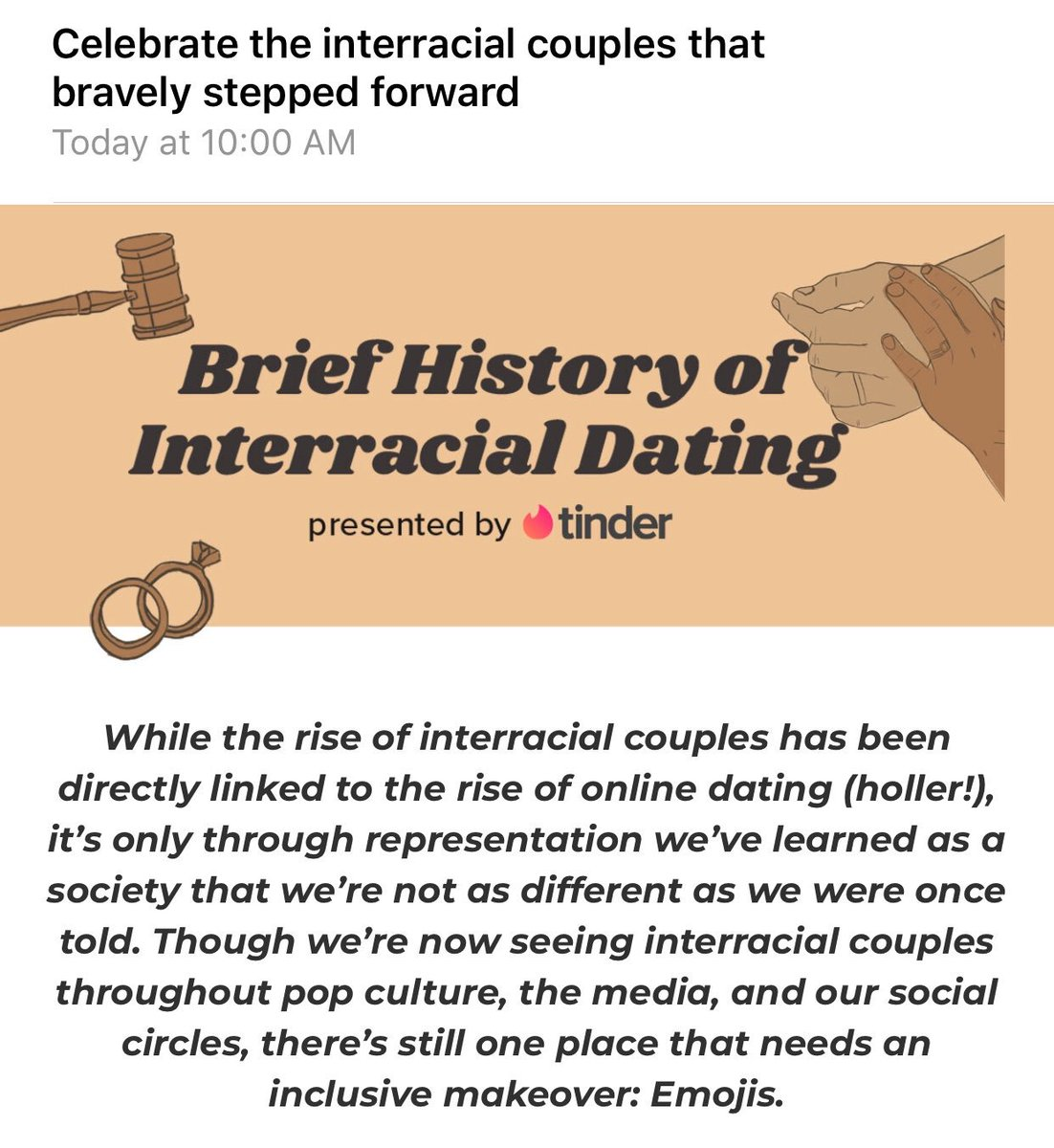 Paralleles dating