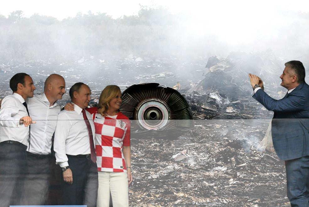 Євросоюз закликав Росію визнати відповідальність за збитий MH17, - заява - Цензор.НЕТ 342