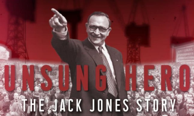 If youve never heard of Jack Jones this film tells the story of his remarkable life in the trade union movement and afterwards >> REVIEW: A timely tribute to a working-class hero - morningstaronline.co.uk/article/timely… via @M_Star_Online