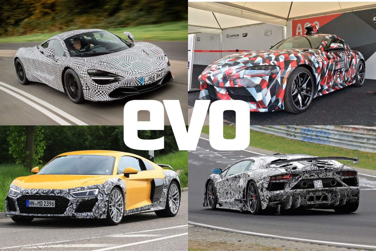 These are the performance cars that we're most excited to see in the latter half of this year - https://t.co/bD6CwAMVEm