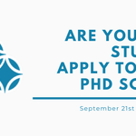 Image for the Tweet beginning: Attention #PhD #students!  Call for