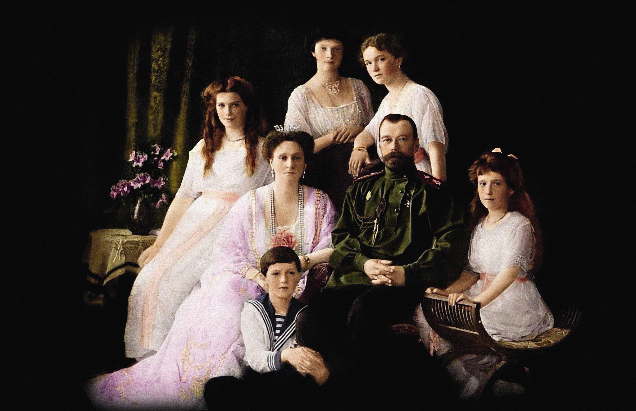 его обещания фотографии семьи романовых последние она принимает участие