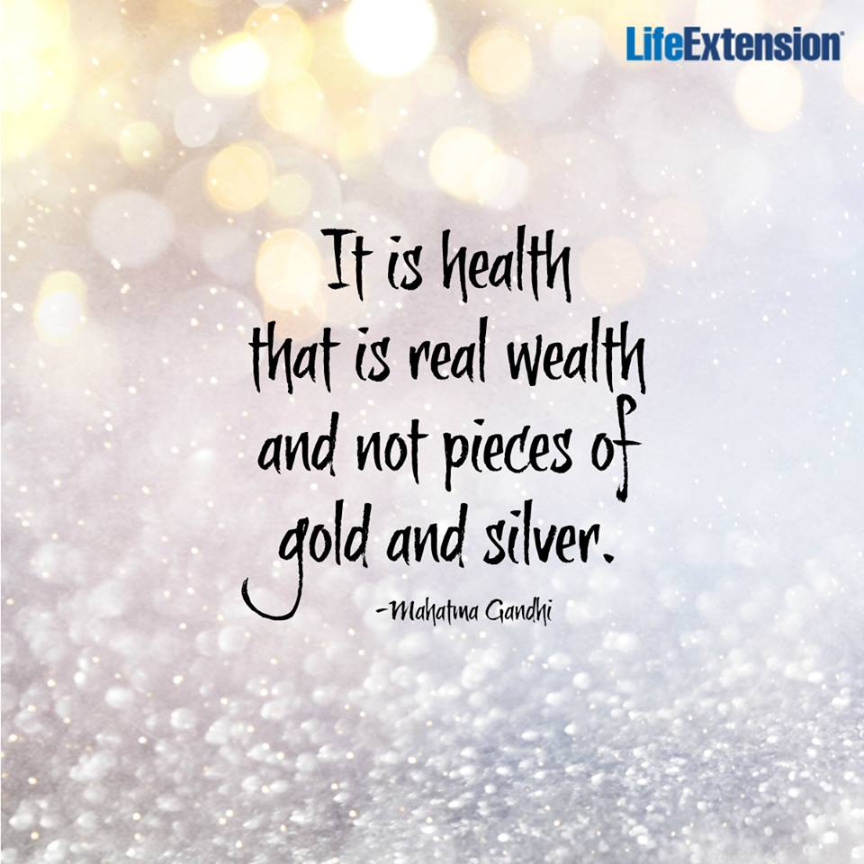 You can't enjoy what life has to offer without your health! #wellness #health