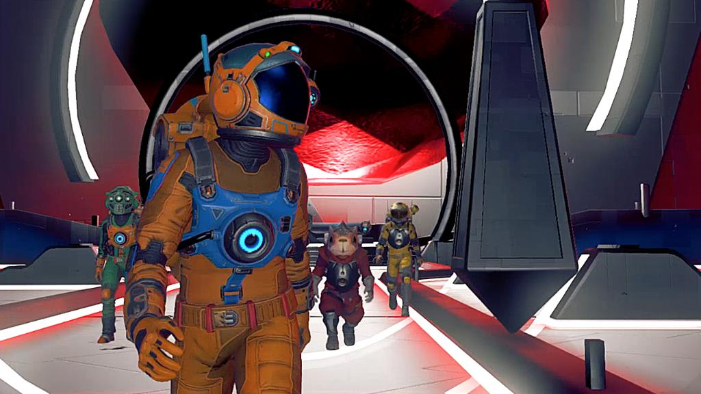 No Man's Sky gets a big update with 'Next,' adding true multiplayer and a new third-person view. See the trailer and all the details here: https://t.co/pQrVg66DGh