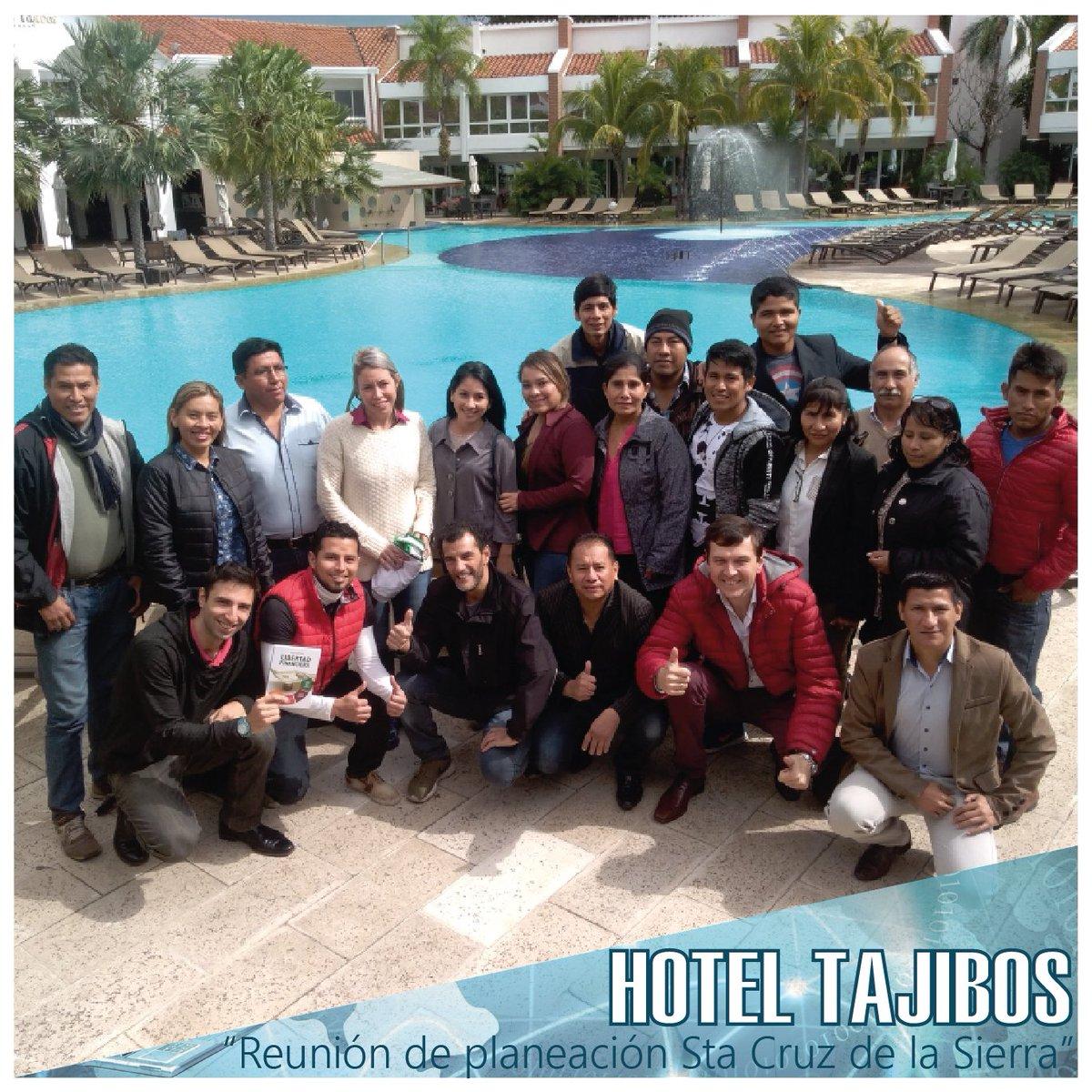 "Hotel Tajibos  ""Reunión de planeacion Santa Cruz de la Sierra"" https://t.co/KwATRt4NbK"