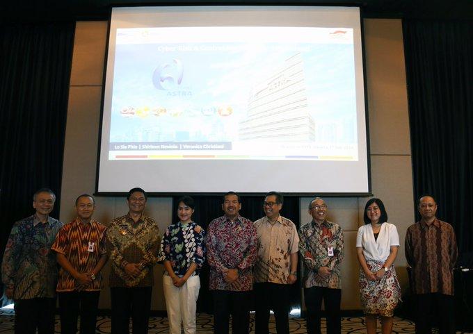 Inspektorat Badan Siber dan Sandi Negara menyelenggarakan Workshop mengenai Cyber Risk & Control Awareness yang dilaksanakan pada hari Selasa, 17 Juli 2018 diJakarta. Photo