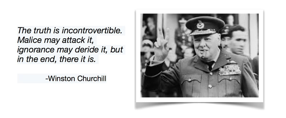 Speaking of Mr. Churchill, he provides us with our Quote of the Day: <br>http://pic.twitter.com/WDfNr2NPW7