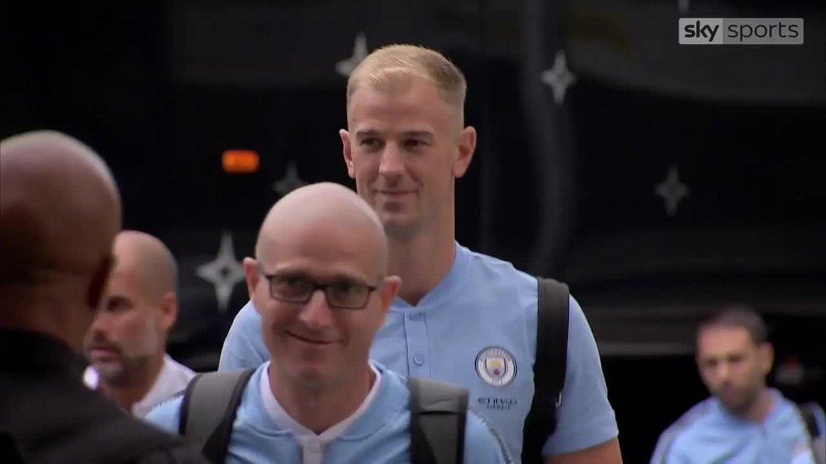 Joe Hart has flown out to the USA with the rest of the Manchester City squad for their pre-season tour. Does he have a future with the club? More: skysports.tv/EX9PAv