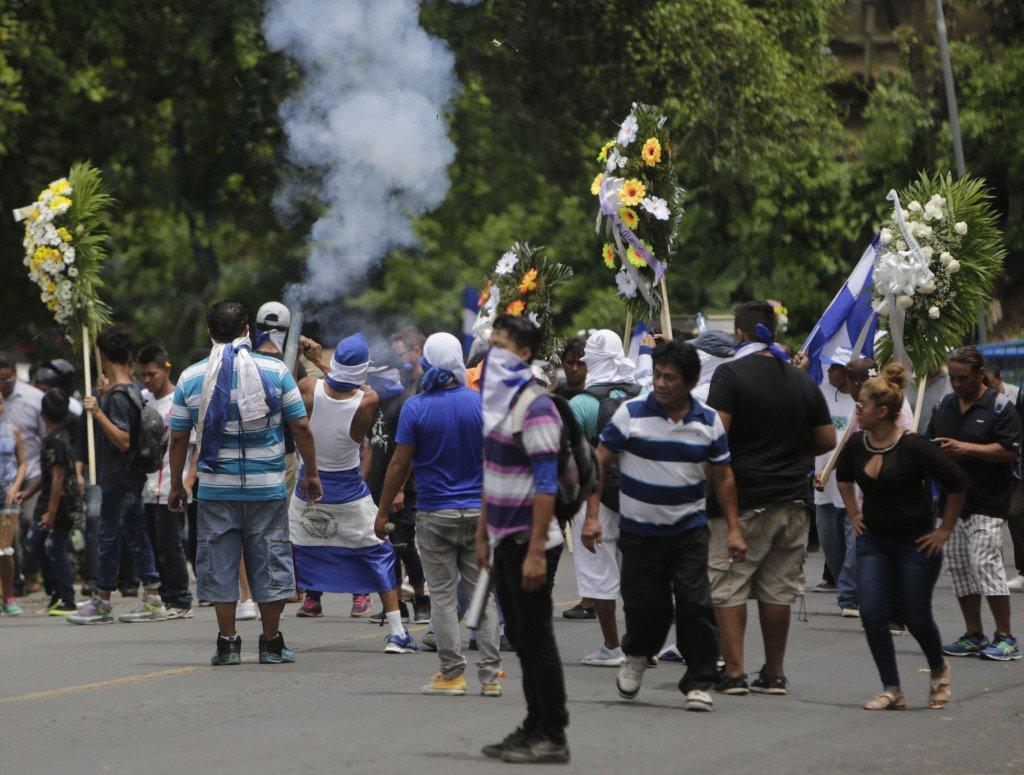 La comunidad internacional presiona a Daniel Ortega para que cese la violencia en Nicaragua https://t.co/iijZhQ105E https://t.co/KVHBuOK0sK