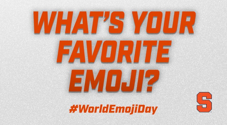 Cuse Women S Hoops On Twitter Our Favorite Emojis Are Reply