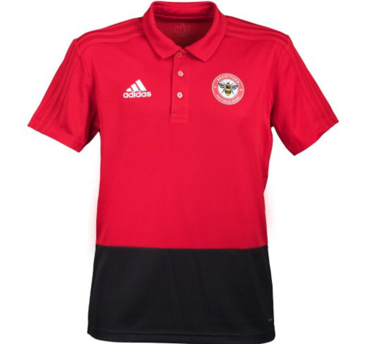 I am giving away a 18/19 training polo size medium.  To enter: - RT this post  - Like this post - Follow @BrentfordFCFan1  The winner will be picked when I reach 200 followers. Good luck!  #giveaway #rttowin #liketowin #football #competition #BrentfordFC #win #football<br>http://pic.twitter.com/syguGcztk6