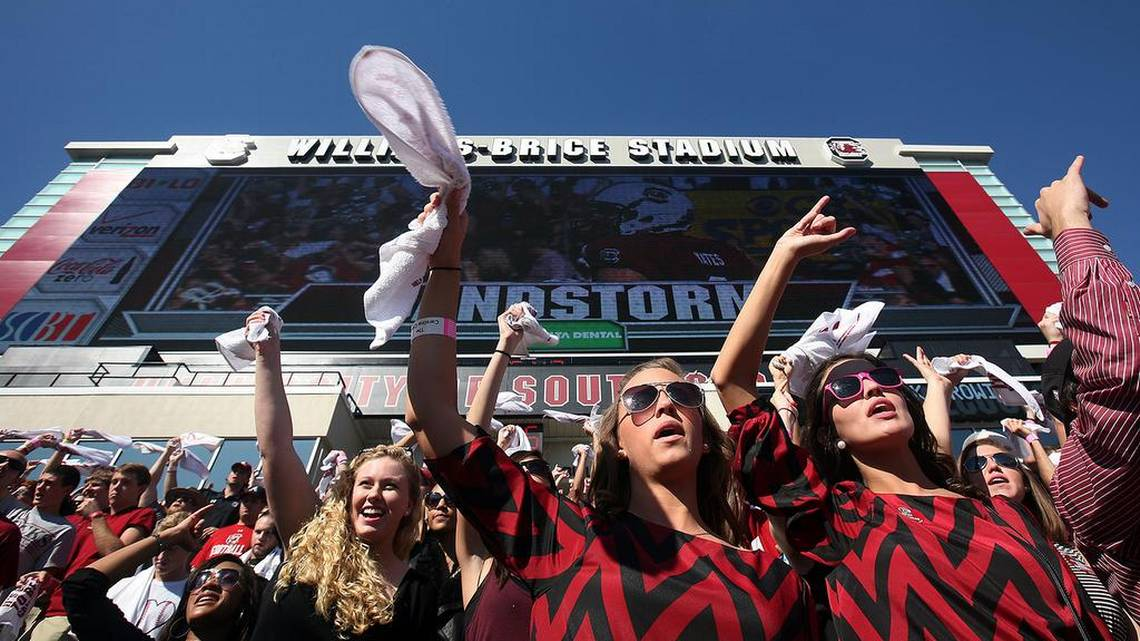 Alcohol sales at Williams-Brice Stadium? USC vendor applies for license to allow them https://t.co/BKL5HtLdhH