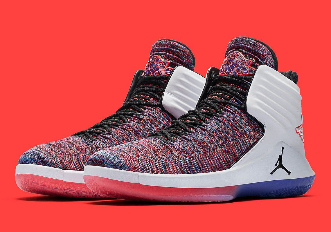 64adf62ffe3f08 Jordan Brand just dropped what may be the final AJ32 colorway of the model  https    snkrne.ws 2lzvP41 http   pic.twitter.com eGH0mIqQNP