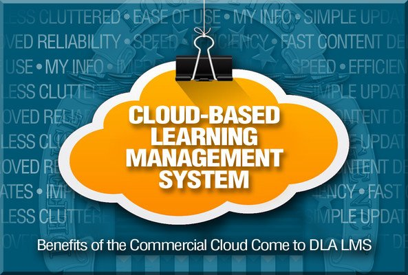 """""""The team's achievement was groundbreaking. Prior to this point, the #DoD had not certified commercial #cloud vendors for applications like LMS."""" Read more about how @SAPNS2 and @awscloud helped DLA upgrade its training-delivery application into a commercial cloud environment."""
