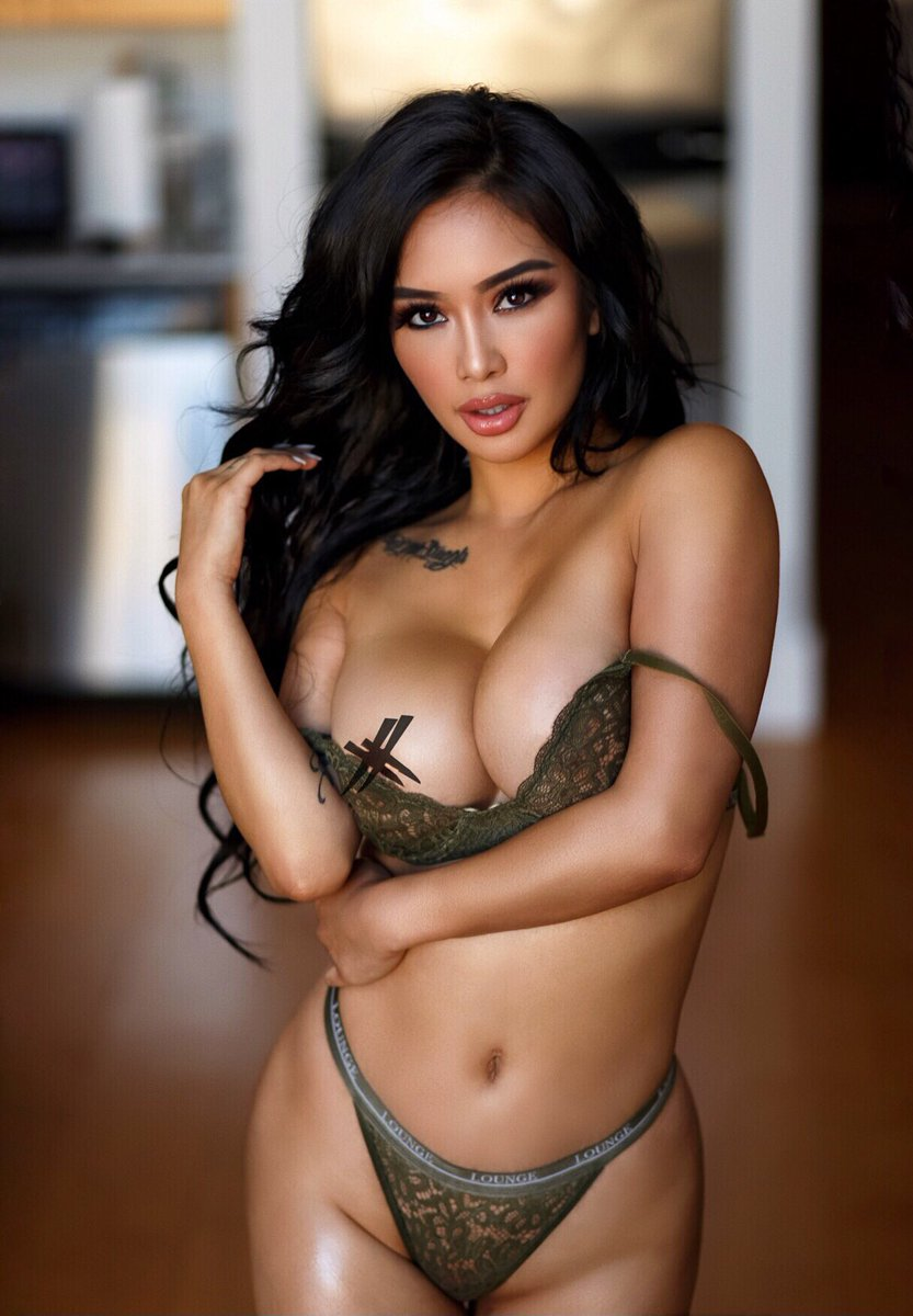 asian flat chest nude