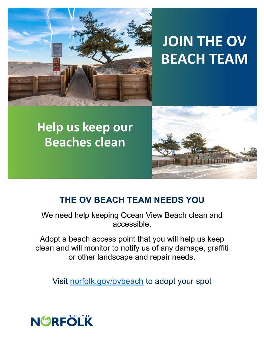 City Of Norfolk Va On Twitter Love Digging Your Toes In The Sand At Our Beautiful Beaches In Norfolkva Help Us Dig Out Any Trash Left Behind Join The Ov Beach Miss dig 811 uses cisco customer journey platform to centralize its. twitter