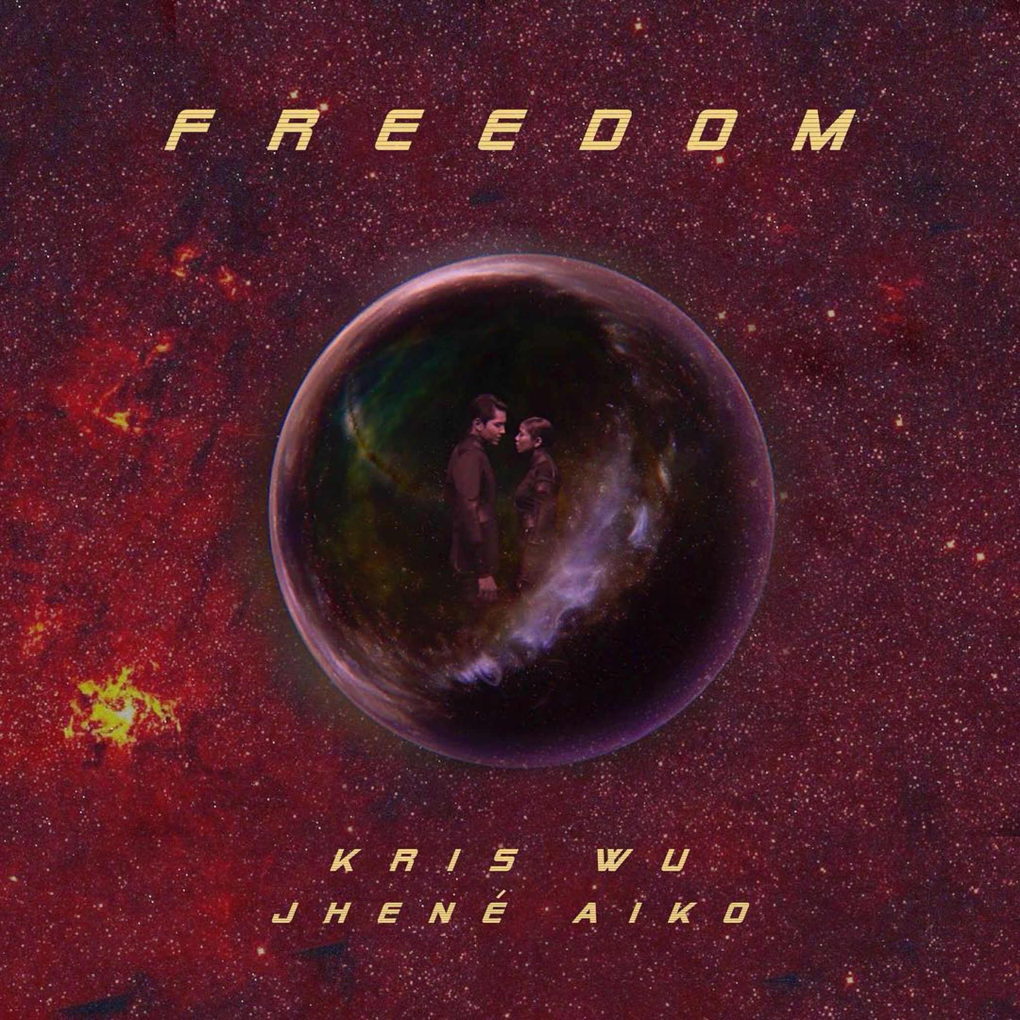 Major #UMG Collab Alert �� #KrisWu x  @JheneAiko 'Freedom'�� Out Friday. https://t.co/iVWf9siM28 https://t.co/hKS4munyd1