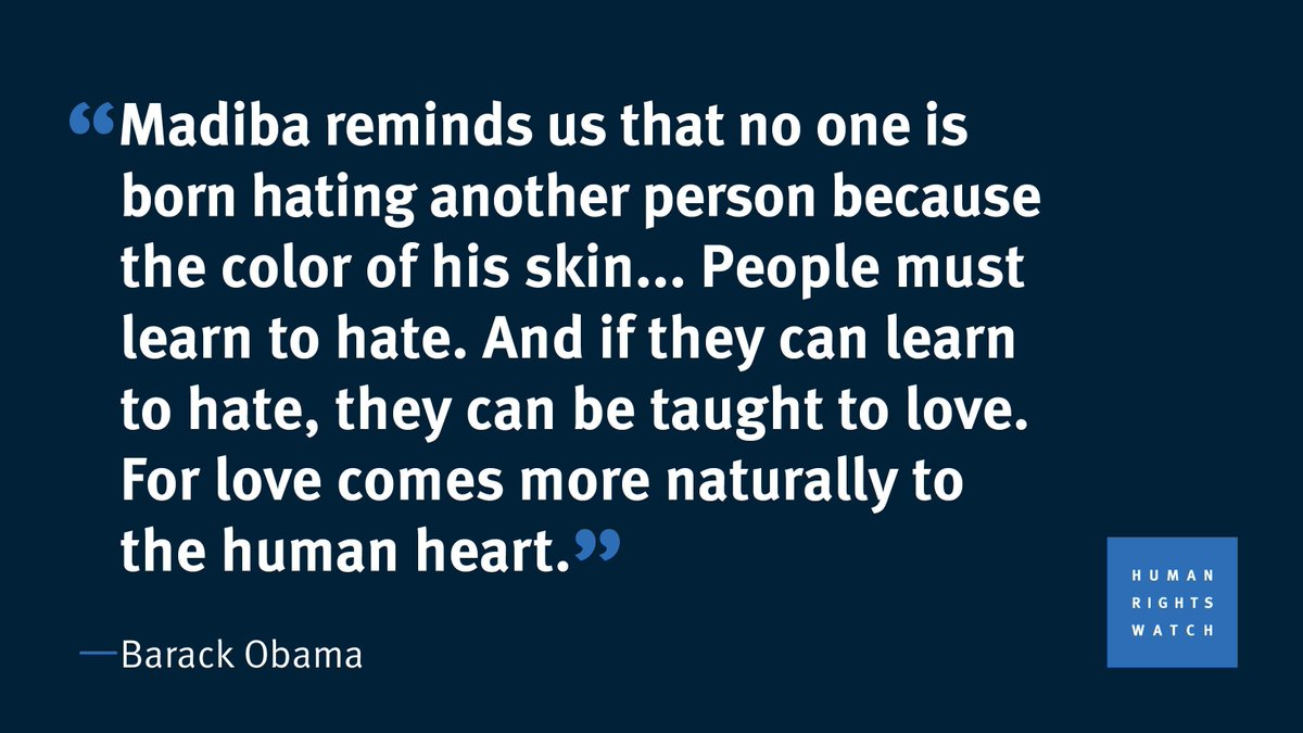 Quote of the Day, by @BarackObama