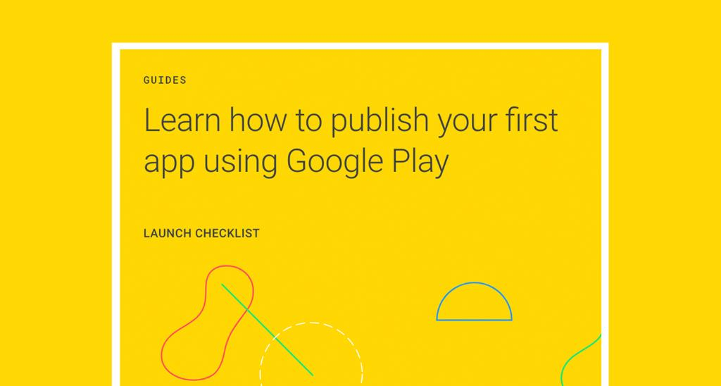 Publishing your app or game on #GooglePlay? In this guide we brought together actionable steps you should follow for a successful launch. 🚀 #AndroidDev launch checklist → goo.gl/GgYfEj