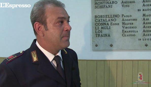 La strage di via D'Amelio e il dovere di non dimenticare: parla l'agente sopravvissuto #Borsellino @LirioAbbate  https://t.co/2LXwKLnOMx