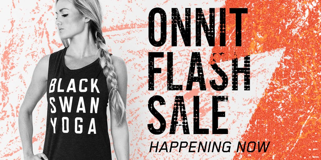 Not just 20%... Not just 30%... Not just 40%... We're offering literally up to 50% off your favorite Onnit gear and apparel until 2am. So youd better #GetOnnit. bit.ly/2mkFPhK