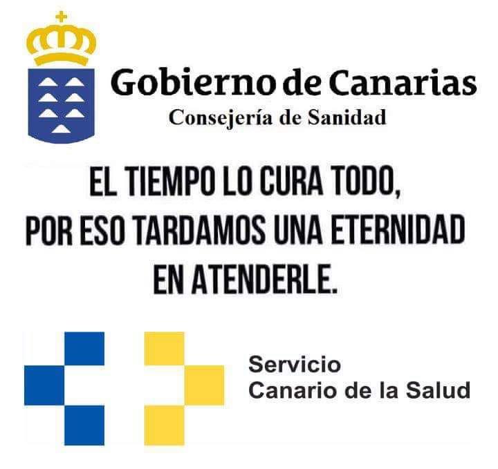 1 hora menos en Canarias y 177 días de espera 💉💊👇