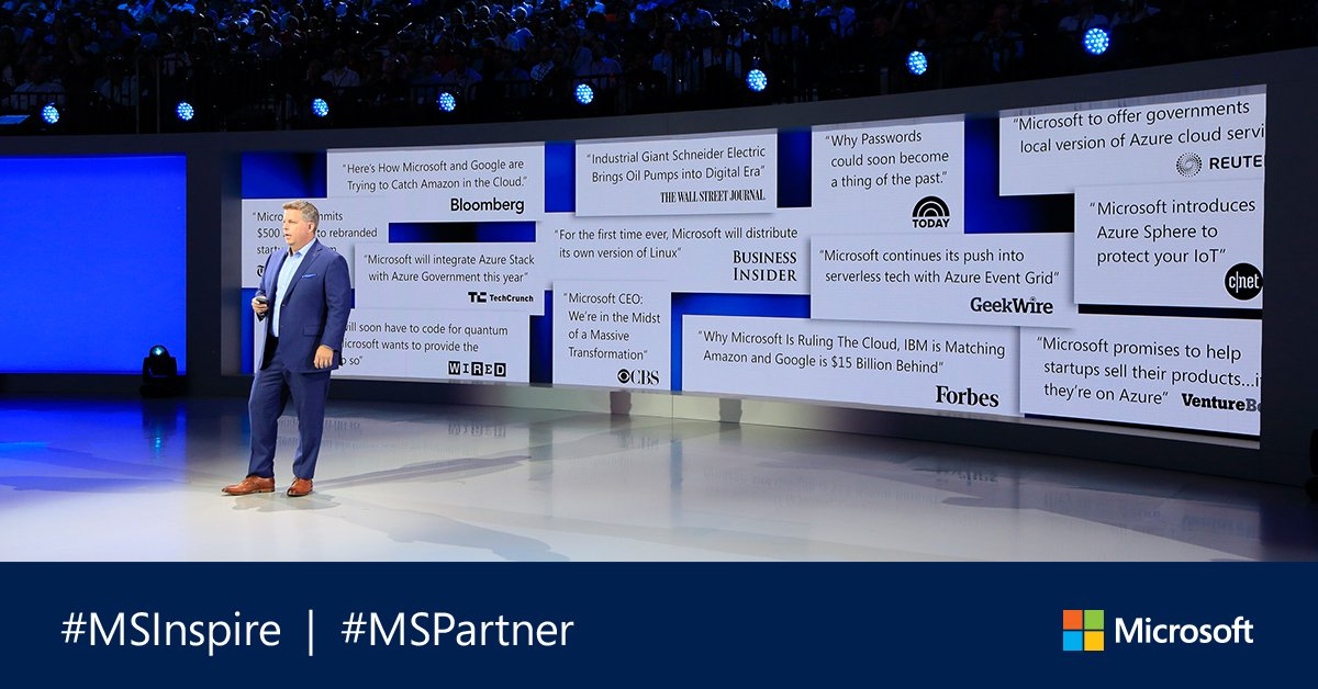 Microsoft Partner's photo on FAMGA