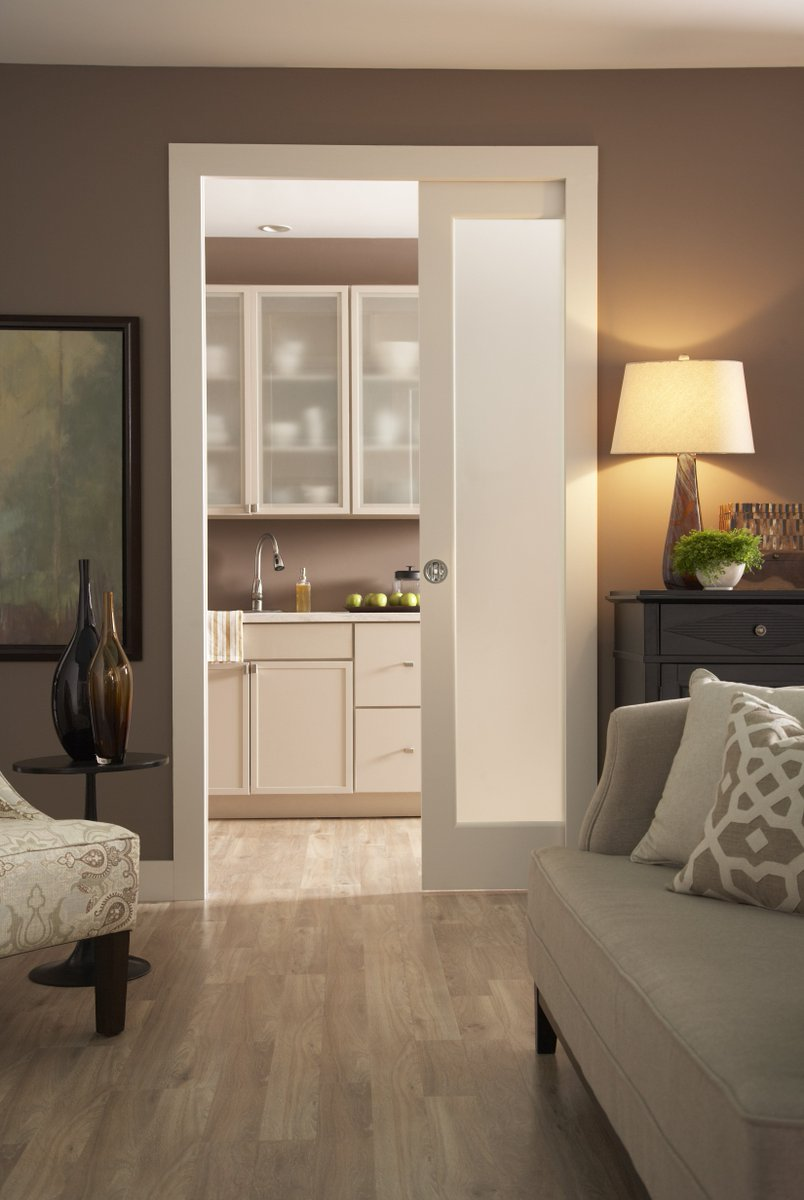 ... Add Johnsonu0027s 1060SOFT Soft Close Hardware To Our 1500 Pocket Door Frame.  Check Your Local Retailer For Availability. ...