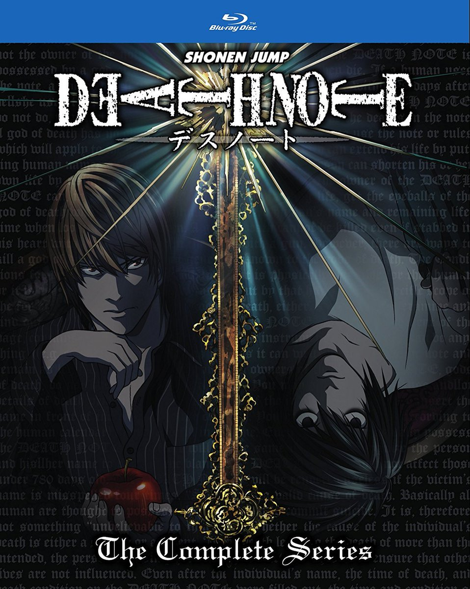 IGN Deals On Twitter Death Note Complete Series Blu Ray For 2205 At Checkout Amazon Prime Day Tco XZGTHw7k3J