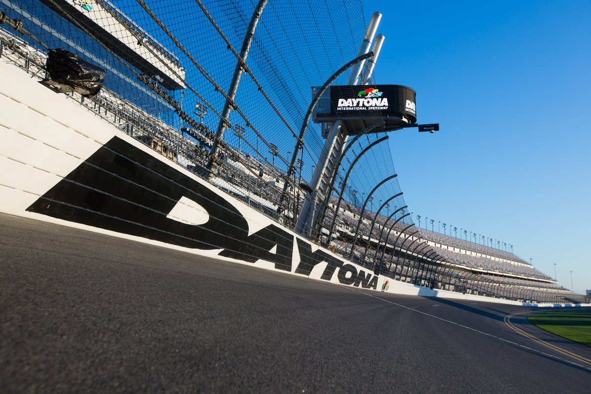 We want to take you behind the scenes at DAYTONA! Is there a job, person or place you want to know more about? Let us know!