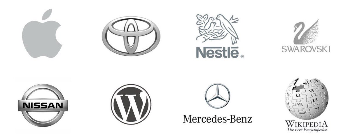 معاني ألوان شعارات الشركات