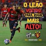 Ceará Twitter Photo