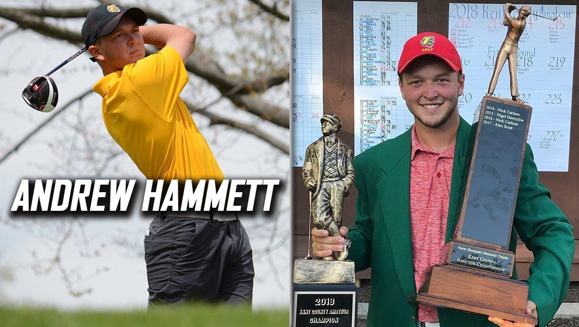 amateur golf tournament Kent county