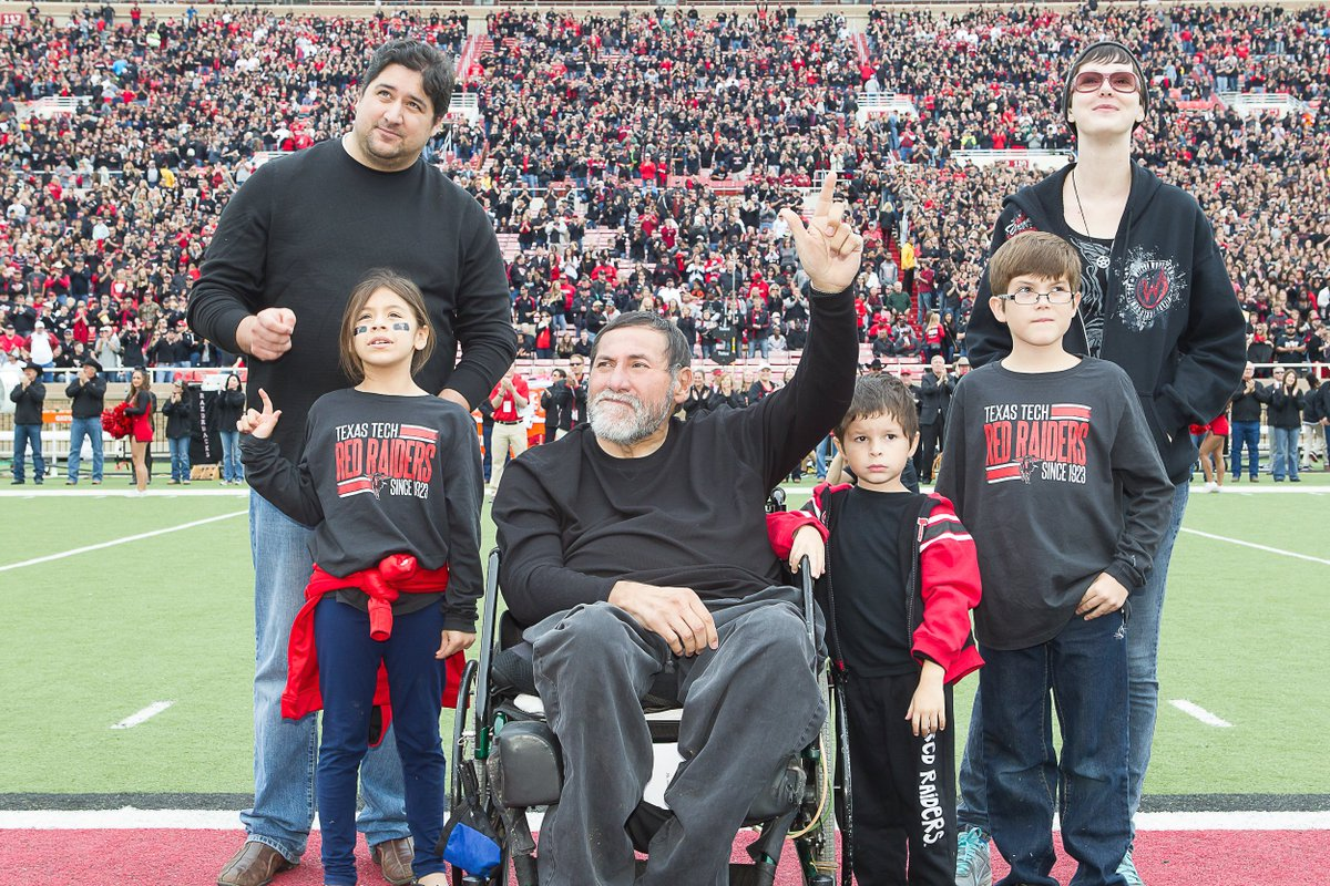Texas Tech Red Raiders's photo on Tech