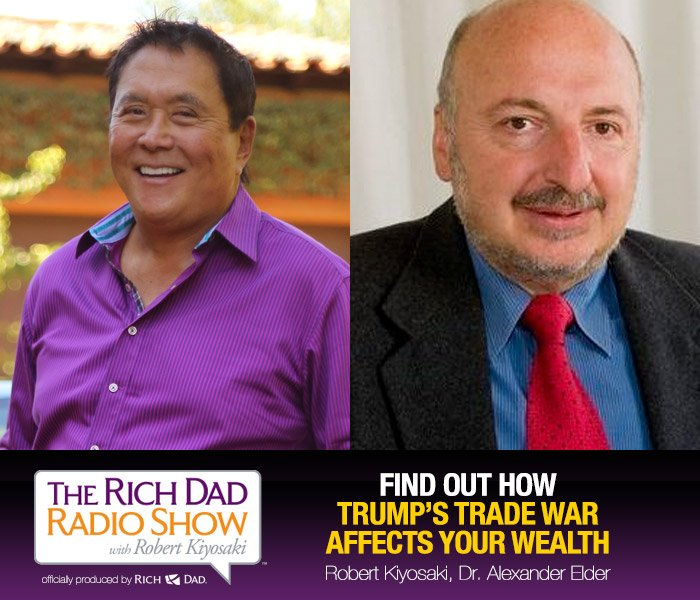 Find out what the intended and unintended consequences of these trade wars will have on your investing, your business and your retirement. Join us tomorrow: https://t.co/dvBgc0qXzo #financialeducation @Dr_A_Elder