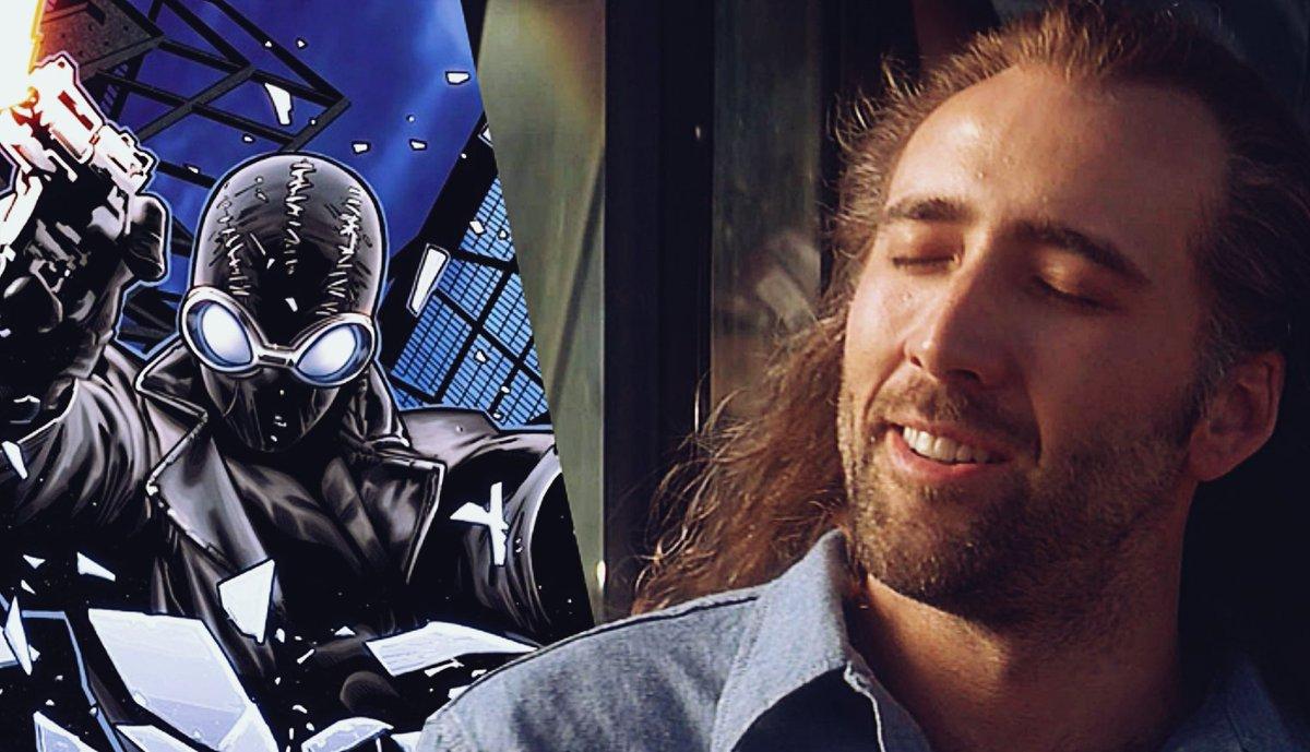 "screengeek on twitter: ""spider-man noir creator on nicolas cage"