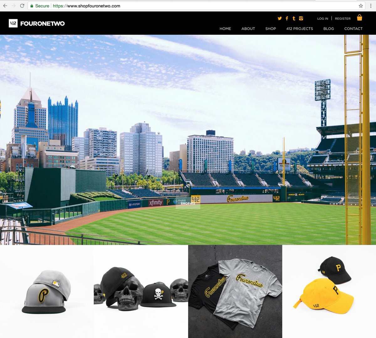 The 412 x New Era x Pittsburgh Pirates Season 2 capsule collection is now  available online 207a3e6e6