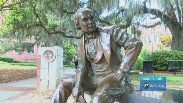 FSU President explains decision on Eppes statue, Roberts building >> https://t.co/UePJKsfdH6 https://t.co/GAmjhqQTTI