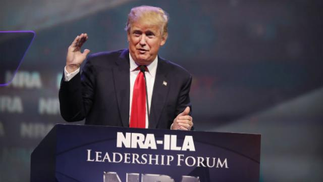 Trump admin kills rule requiring NRA to disclose 'dark money' donors https://t.co/RoxLuvZqDk https://t.co/xsEPN3C3Wu