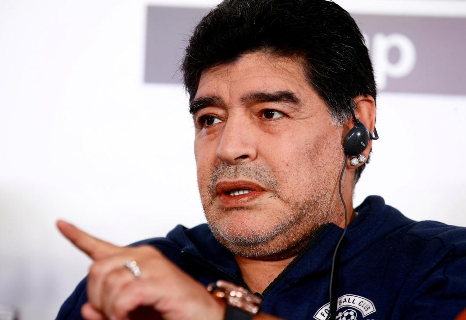 Diego Maradona makes Argentina admission as dust settles from #WorldCup exit https://t.co/1usWZgvdMT