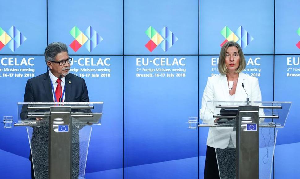 La UE y la Celac piden elecciones libres y justas sin menciones a Nicaragua https://t.co/Pyj5JbH8qN