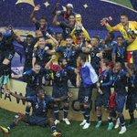Image for the Tweet beginning: Victorieuse de la Coupe du