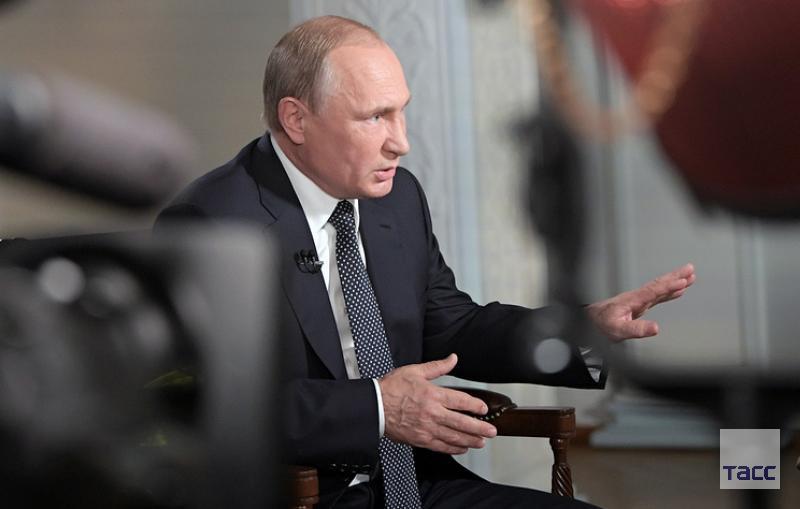 Интервью Путина и Трампа телеканалу Fox News посмотрели более 7 млн человек: https://t.co/DmLnGlLdLs