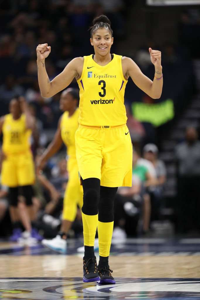 WNBA names its All-Star captains: Candace Parker + Elena Delle Donne ⭐️  Full Roster: https://t.co/5uQWqZrxp8
