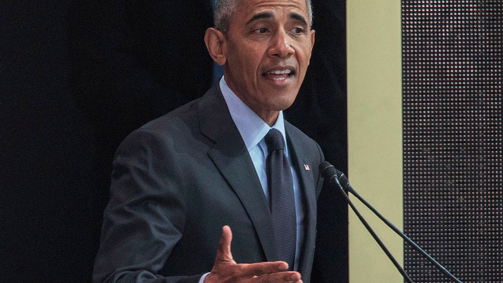 'There Are Things That Exist Which Are Not Good,' Says Obama In Stunning Rebuke Of Trump https://t.co/BTuJKbd0RO https://t.co/6CuB2HcRX5